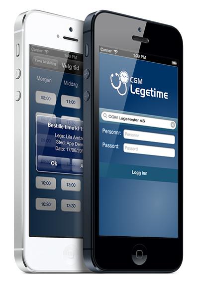 CGM Legetime for iOS